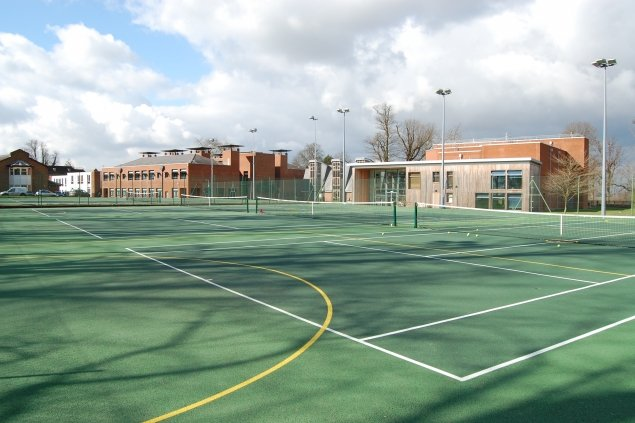 Benenden School Multiuse Area
