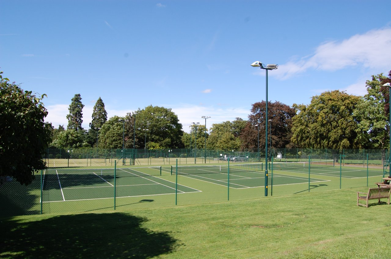 Merrow Lawn Tennis Club, Guildford, Surrey