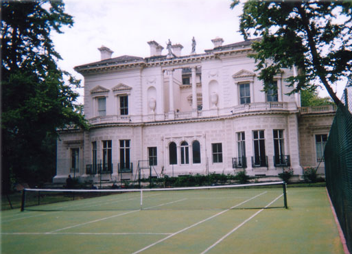 Finished ProLawn Tennis Court