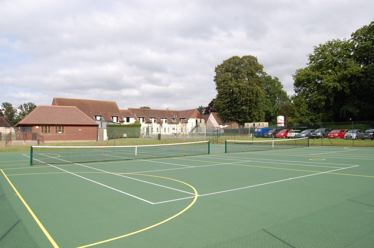 MULTI-USE AREAS AT PRIORSFIELD SCHOOL