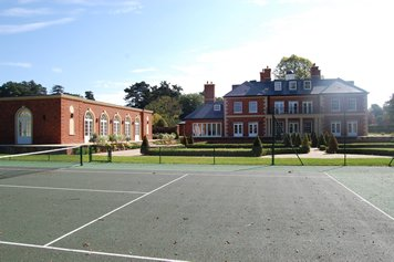 Bespoke Tennis Courts